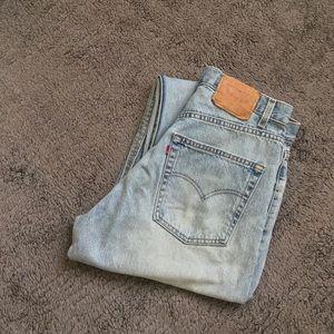 VTG Levi's Men's Wash Bootcut Jeans 32X32